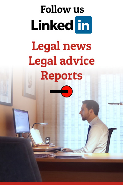 Legal news. Legal advice. Reports.