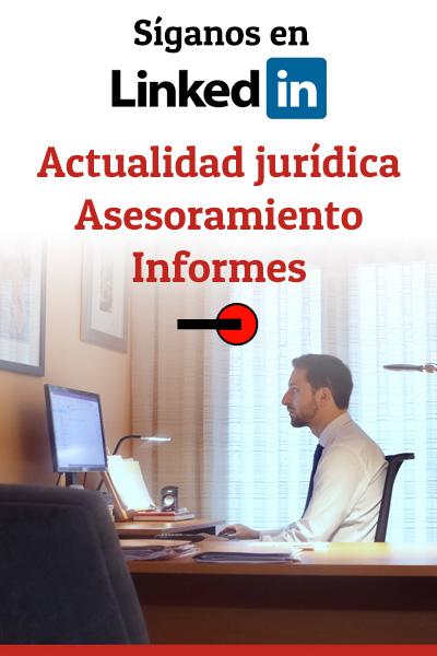 Blog jurídico Gracia Carabantes en Linkedin